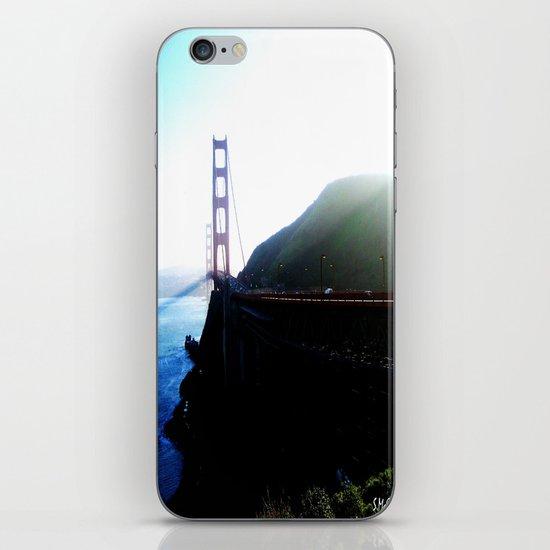 San Francisco. iPhone & iPod Skin