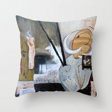Pleasure of Execution Throw Pillow