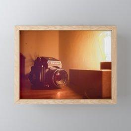 Mamiya M645 Framed Mini Art Print