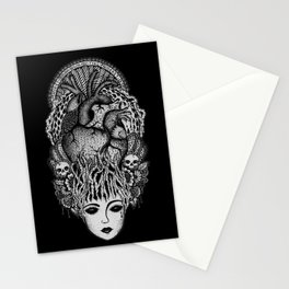 UNREQUITED II Stationery Cards