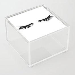 Lashes Acrylic Box