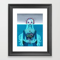 Ophelia Framed Art Print