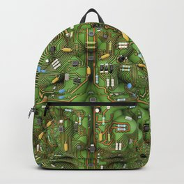 Circuit brain Backpack