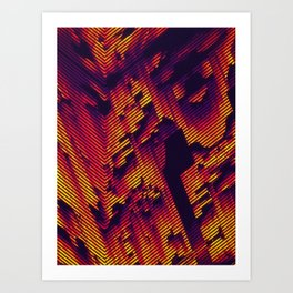 Let Them Wither And Crumble To Dust Art Print