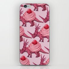 Cupcakeceratops iPhone & iPod Skin