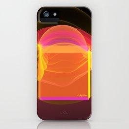 Shape Shifter iPhone Case