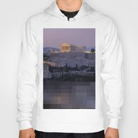 "greece Hoodies featuring Greece by ""CVogiatzi."