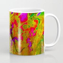 Rainbow Snakes Coffee Mug