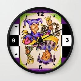 Choose Mirth Wall Clock