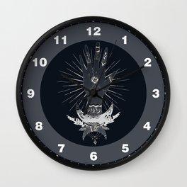 Palmistry Hand Wall Clock