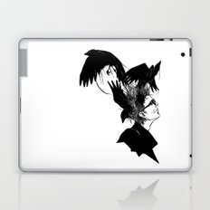 Freedom for my crows... Laptop & iPad Skin