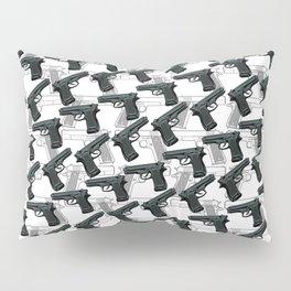 Gun Pattern Pillow Sham