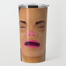 Mugshot Lady 1 Travel Mug