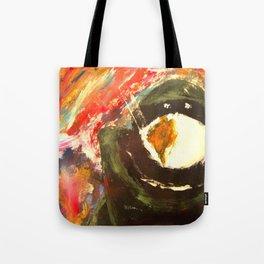 Bomb Suit Visions Tote Bag
