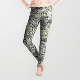 Badgers of the forest Leggings