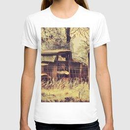 Vintage Truck - Mononoke T-shirt