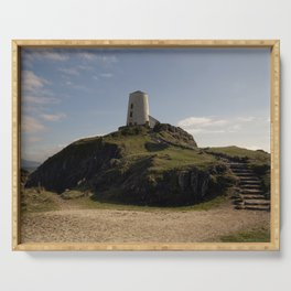 Twr Mawr Lighthouse Serving Tray