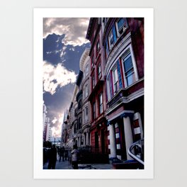 A New York Point of View Art Print
