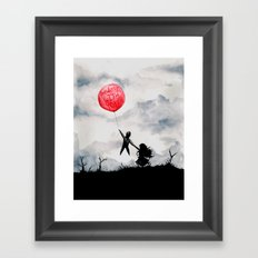 Anywhere With You Framed Art Print