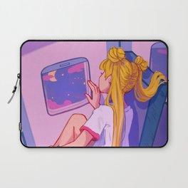 """Getaway"" Sailor Moon Laptop Sleeve"