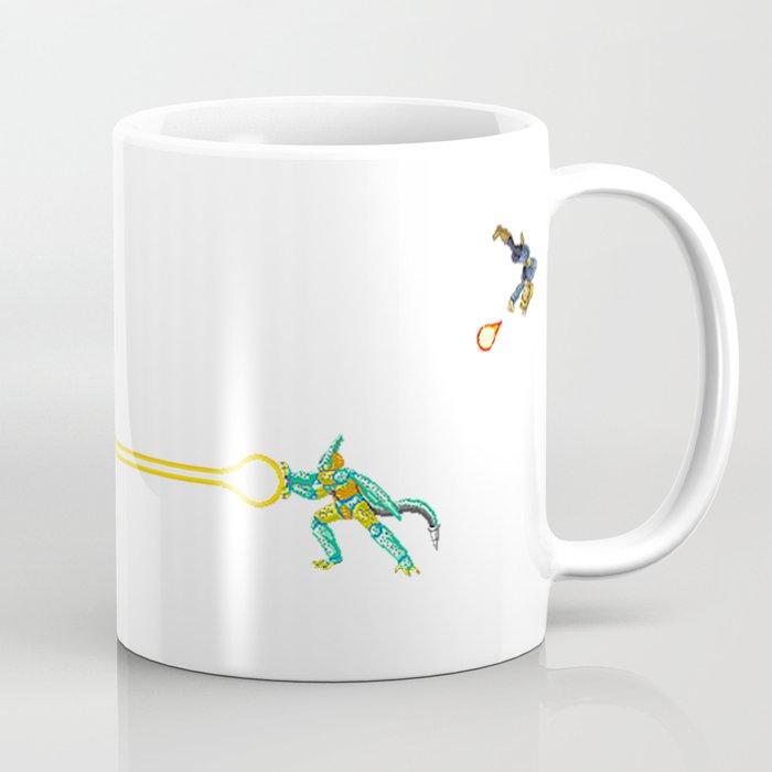 No.17 and No.18 vs Cell Coffee Mug