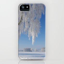 Winterland iPhone Case
