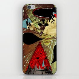 Goat Breath iPhone Skin