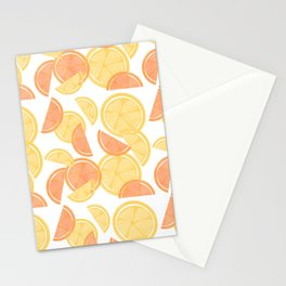 14 Citrus Showers Stationery Cards