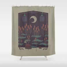 Vacation Home Shower Curtain