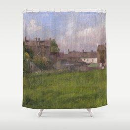 Dunkineely, Ireland Shower Curtain