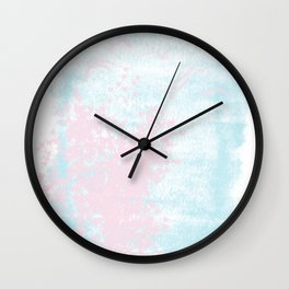 Blue dream Wall Clock