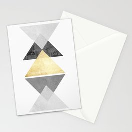 Texture Composition III Stationery Cards
