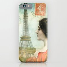 J'adore Paris iPhone 6s Slim Case