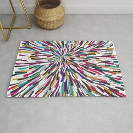 Happy Ribbons Rug