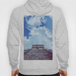 Chichen Itza Pyramid Yucatan Mexico Hoody