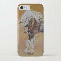 pony iPhone & iPod Cases featuring Gypsy Pony by Michael Creese