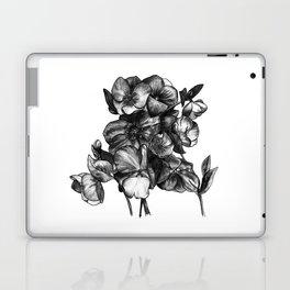 Watercolor Flower Bouquet - Katrina Niswander Laptop & iPad Skin