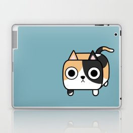 Cat Loaf - Calico Kitty Laptop & iPad Skin
