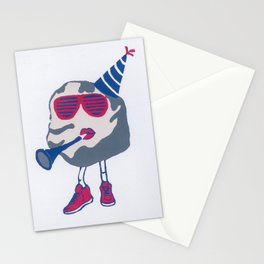 Party Rock Stationery Cards