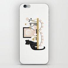 Magical Little Shelf iPhone & iPod Skin