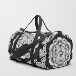 Vintage Lace Duffle Bag