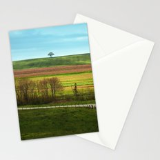 Distant Solitude Stationery Cards