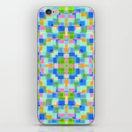 Surrounded By Joy iPhone Skin