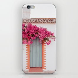 Summer Door iPhone Skin