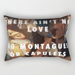 Juliet on the Dancefloor Rectangular Pillow