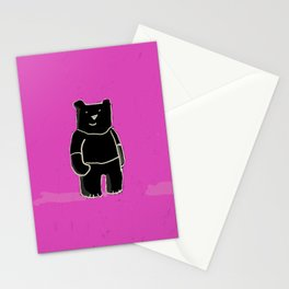 Cute! Bears, bears, bears! Stationery Cards