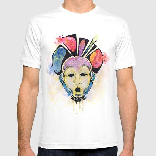 Veto's Mask T-shirt