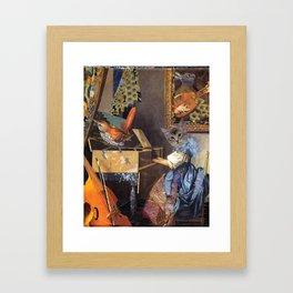 Music Hath Charms Framed Art Print