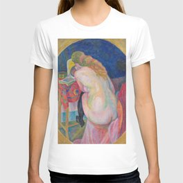 "Robert Delaunay ""Nude woman reading"" (National Gallery of Victoria) T-shirt"