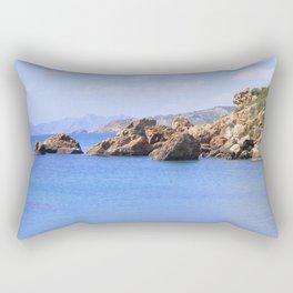 BLUE BLUE SEAS Rectangular Pillow